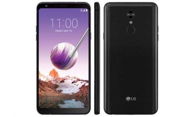 Смартфон LG Stylo 4