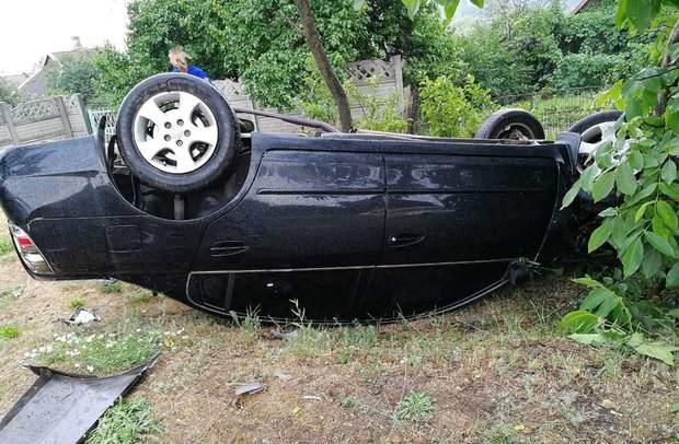 автомобіль ДТП Кривий Ріг
