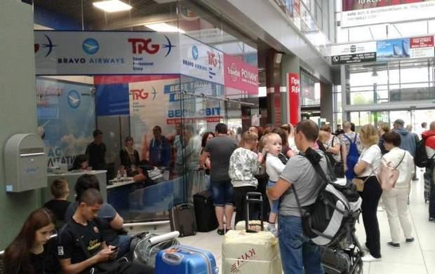 Туристи Туніс Київ