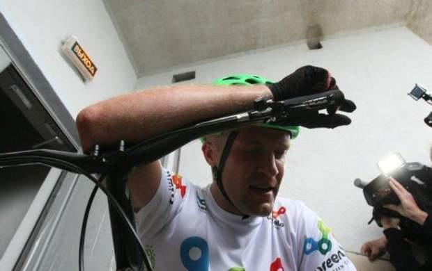 Велосипед Польща рекорд Київ