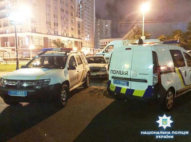 Київ поліція стрілянина кафе вбивство жертви затримання