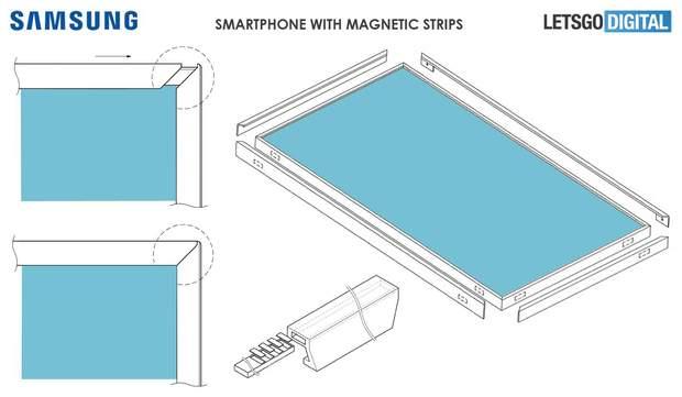 Samsung планує збільшити рамки у своїх смартфонах