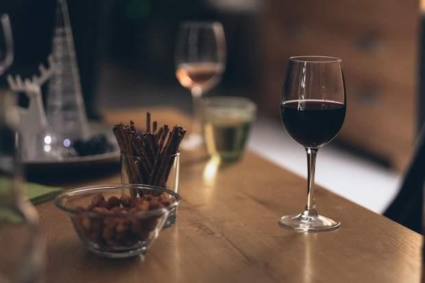 Корисні властивості вина