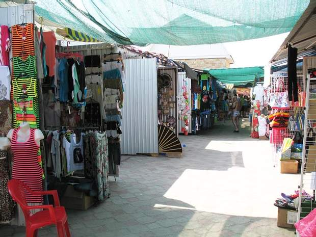 Пляжний ринок
