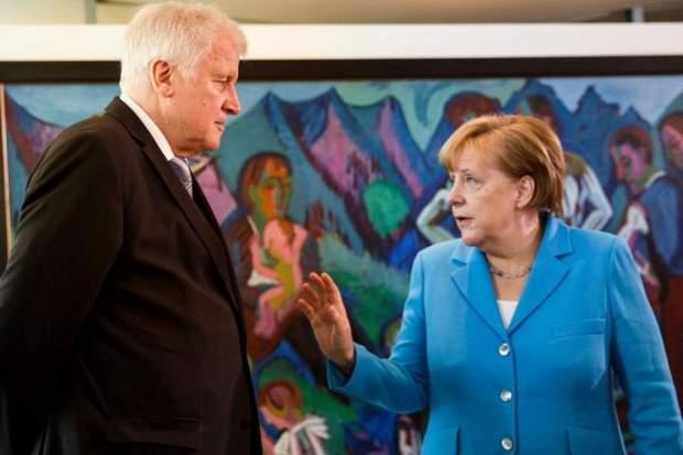 Між Зеєгофером та Меркель