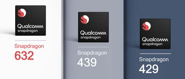 Qualcomm представила нові процесори середнього та початкового рівнів