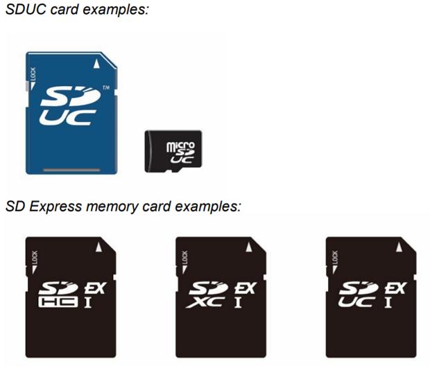 SD Association презентувала нові карти пам'яті на 128 ТБ