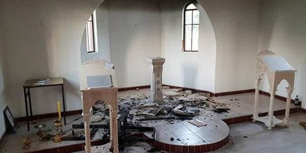осквернили храм у боснії та Герцоговині