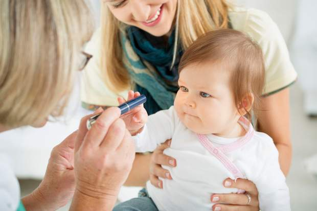 7 інфекцій, які спричиняють вроджену катаракту