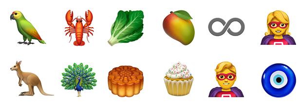Apple, емодзі, День Емодзі, інтернет
