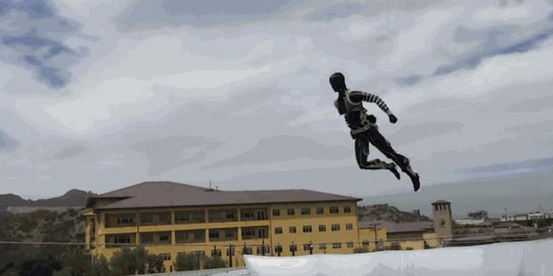 Disney Stuntronics – робот-акробат