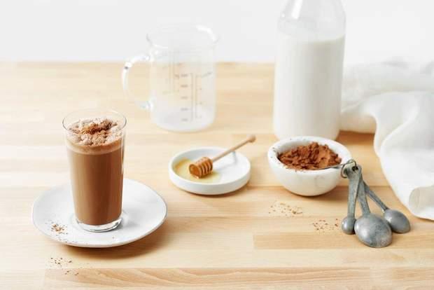 Молоко з шоколадом найкраще відновлює після тренування
