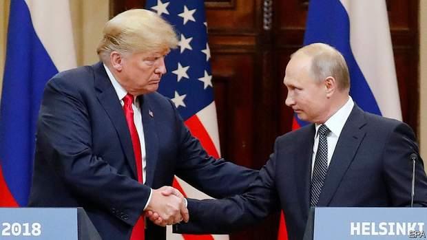 Путін залишився задоволеним рукостисканням із Трампом