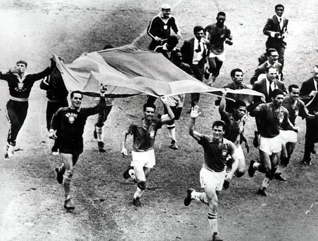 Збірна Бразилії - чемпіон світу-1958