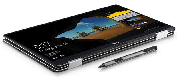 Dell готує ноутбук-трансформер