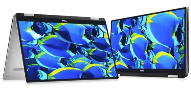 Ноутбук-трансформер від Dell