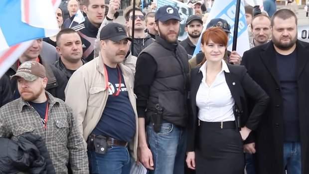 Бутіна намагалася розширити права на придбання і носіння зброї в Росії