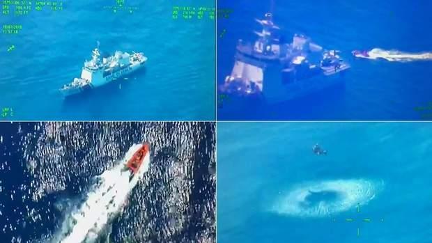Човен біженці Кіпр
