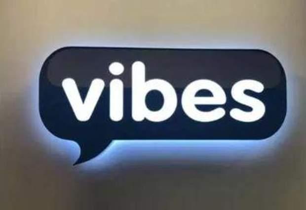 логотип компанії vibes media