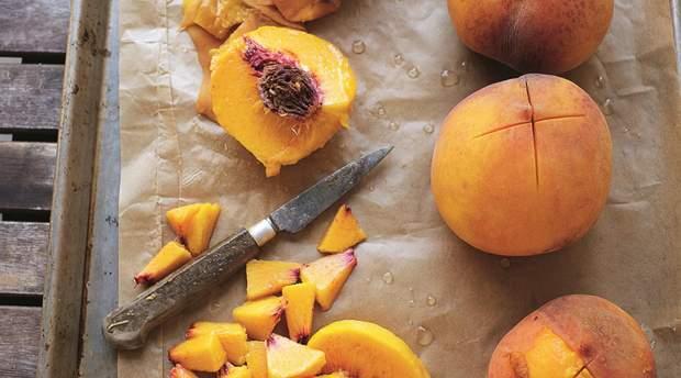 Чим корисні персики
