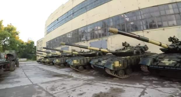 Відеоблогери проникли на закритий склад Харківського бронетанкового заводу
