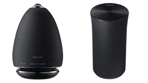 Samsung представить смарт-колонку Bixby