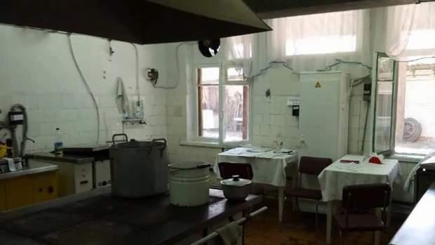 Табір на Донеччині, де отруїлись діти