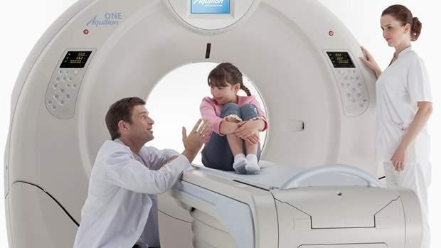Вчені назвали небезпеку комп'ютерної томографії