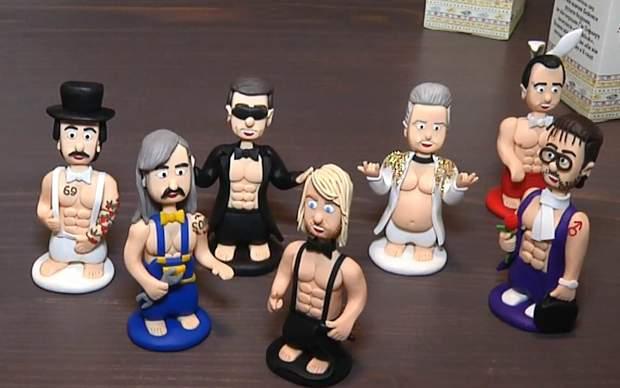 Автор іграшок наголошує, що всі персонажі вигадані