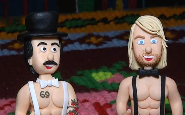 Українські співаки стали героями еротичної серії міні-іграшок