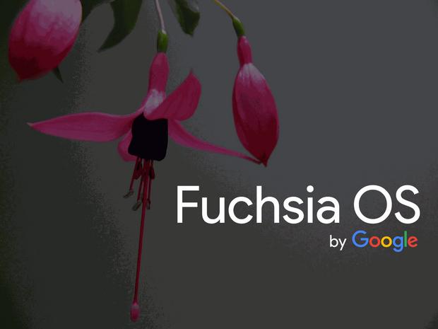 Операційна система Fuchsia може невдовзі замінити Android