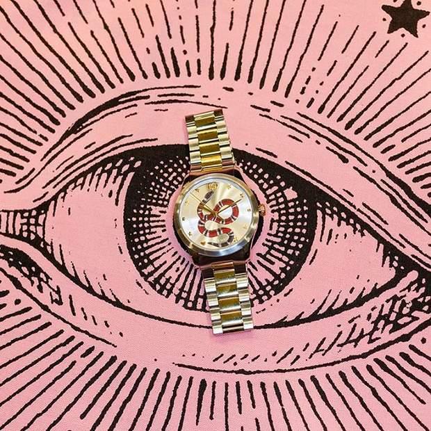 Проект #TimeToParr від Gucci