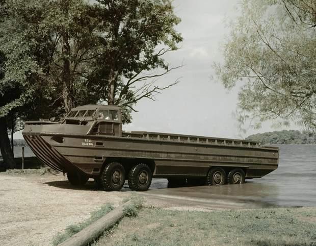 duck boat, качиний човен,