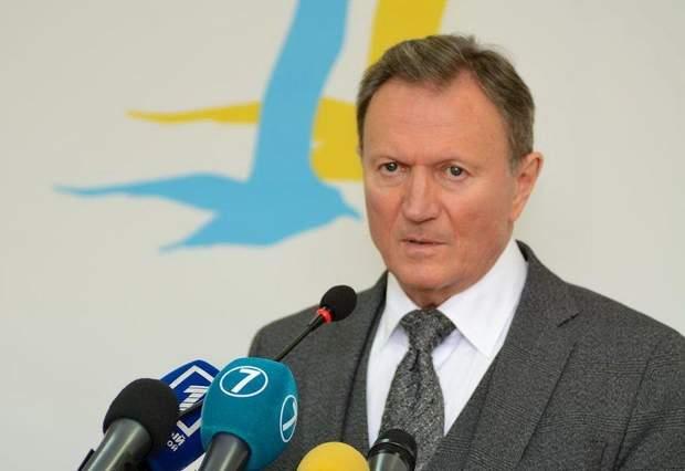 Колишній ректор Одеського медичного університет Валерій Запорожан