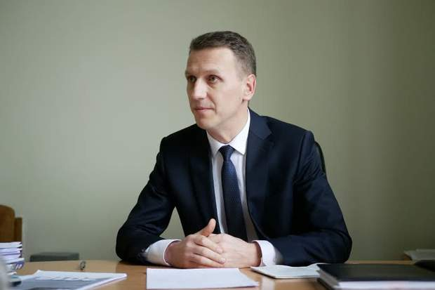 Роман Труба Україна НАБУ Корупція