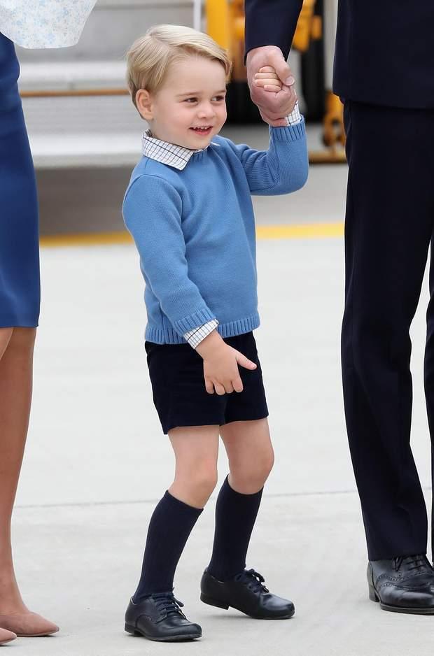 день рождения принца Джорджа