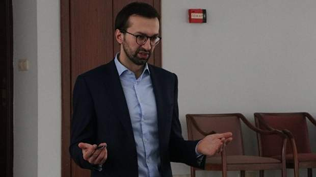 Народний депутат Сергій Лещенко