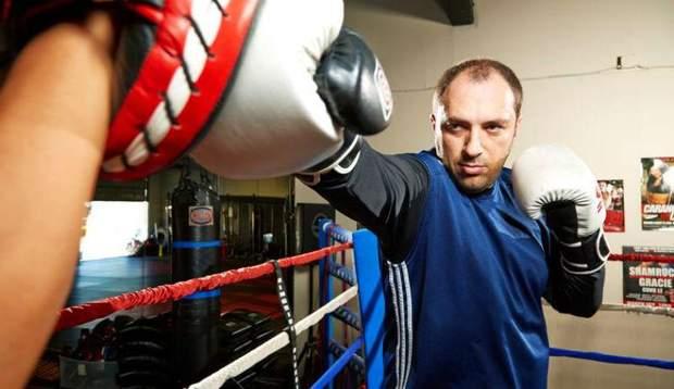 Ян Кум зажди захоплювався боксом