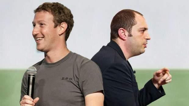 ЗМІ повідомили про скандал Цукербегра і Кума