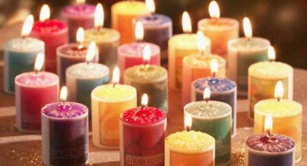 Ароматизовані свічки шкідливі для здоров'я