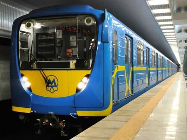 Нові вагони для Київського метрополітену