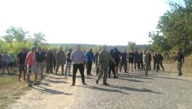 На Одещині навколо збору врожаю сталася масова бійка за участю 120 осіб