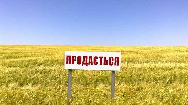 Потрібно обмежити продаж землі іноземцям