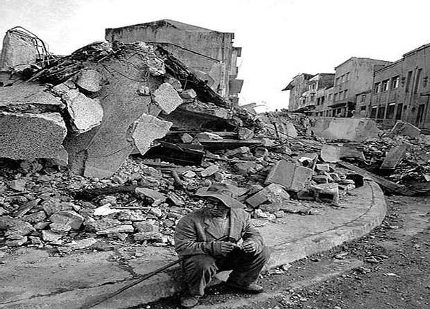 Чилі, 1960 рік. Після землетрусу