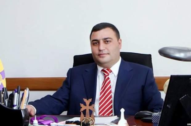 Російський бізнесмен Карен Григорян
