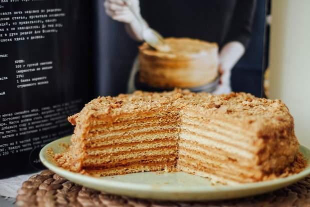 Рецепт приготування торту