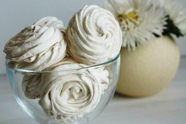 Як приготувати зефір: рецепт приготування  в домашніх умовах
