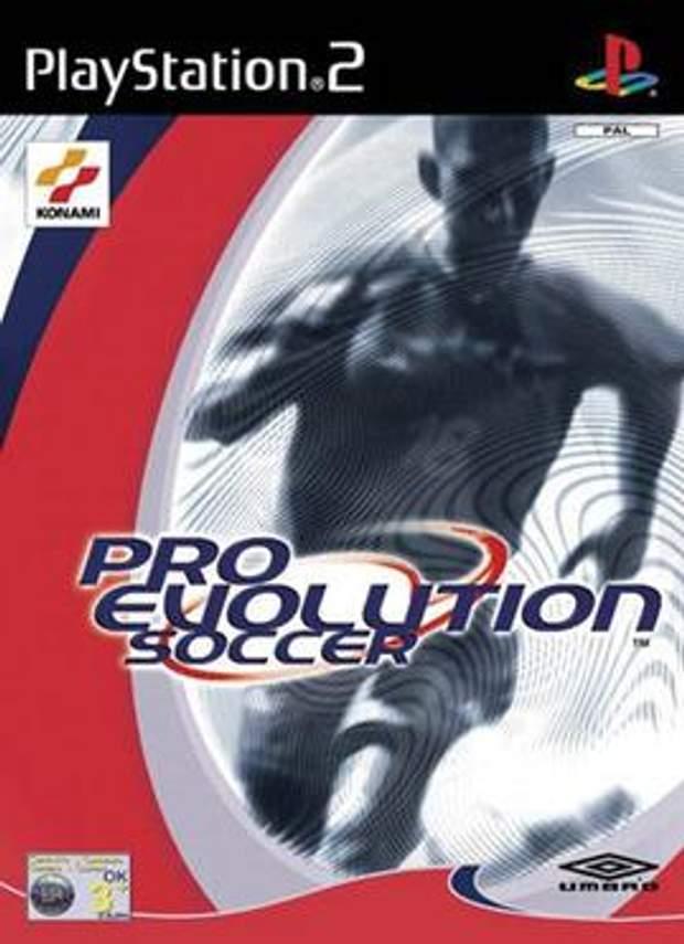 Обкладинка гри Pro Evolution Soccer