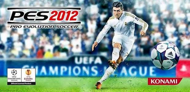 Обкладинка гри Pro Evolution Soccer 2012
