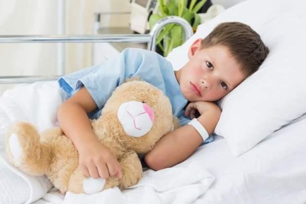 Головний біль виникає через віруси